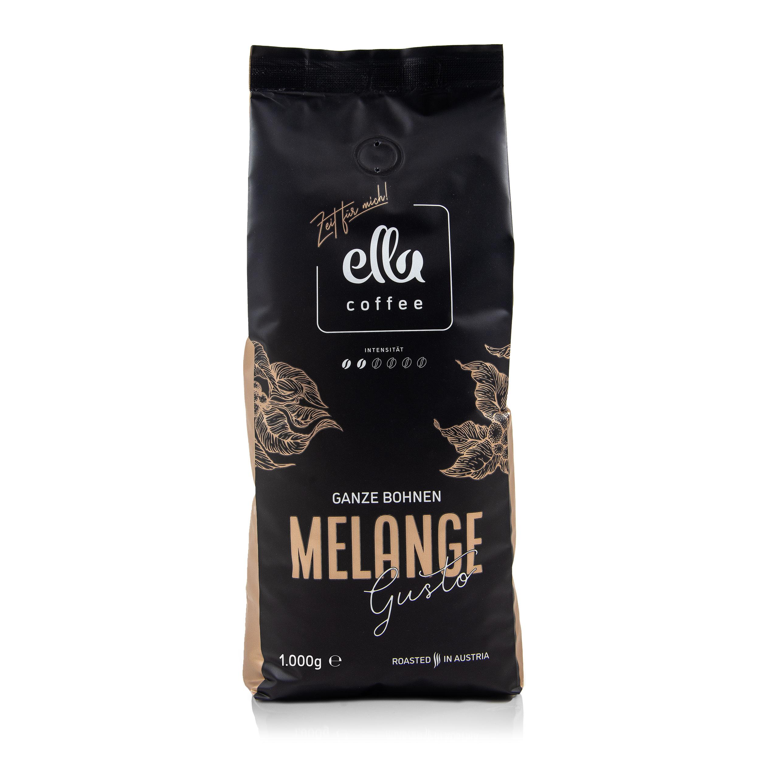 Melange Gusto Ella Coffee